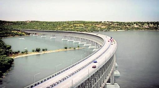 Таким в 2018 году мы увидим мост через Керченский пролив