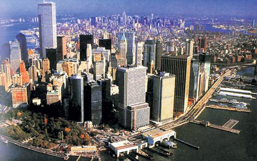 Манхэттен - земля обетованная для прохиндеев. Фото с сайта jesuslove.ru