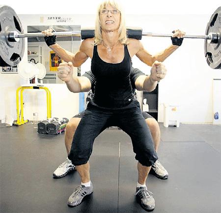 Тягать железо в спортзале можно, лишь пройдя серьёзное медицинское обследование