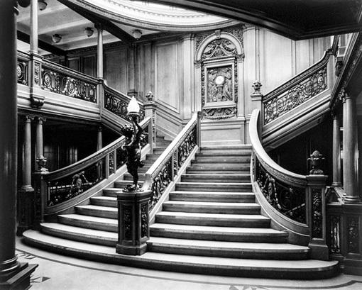 Лестница, ставшая знаменитой после фильма с Лео ДИКАПРИО и Кейт УИНСЛЕТ