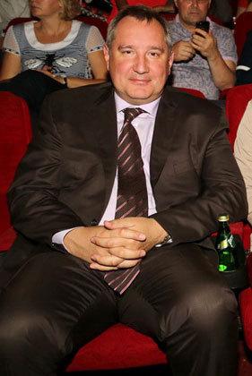 Дмитрий РОГОЗИН (Фото Бориса КУДРЯВОВА)