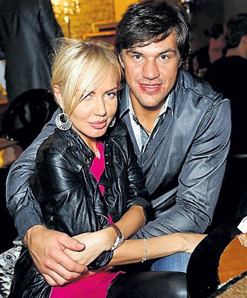 АРСЮХИН и МАЛИНОВСКАЯ. Фото: Vk.com