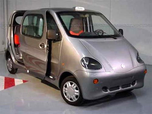 Воздухоавтомобиль Tata OneCAT