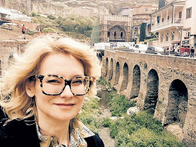 ХРОМЧЕНКО в восторге от старого Тбилиси
