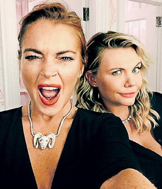 Даша и Линдси
