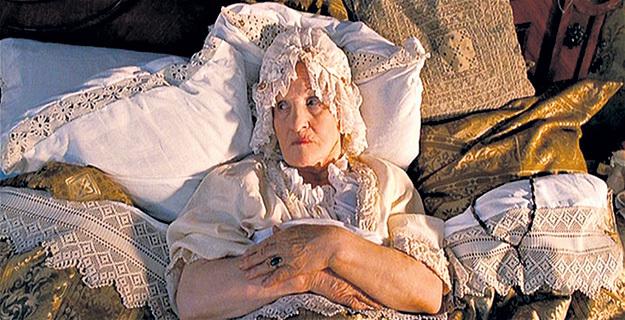 В ленте «В ожидании чуда» Лидия Ивановна сыграла чудную бабушку