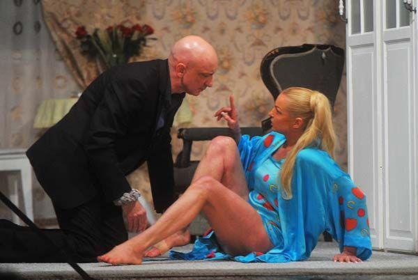 Волочкова показалась райхельгаузу слишком нескромной на сцене на фото евгении гусевой кп анастасия с актером саидом багиным