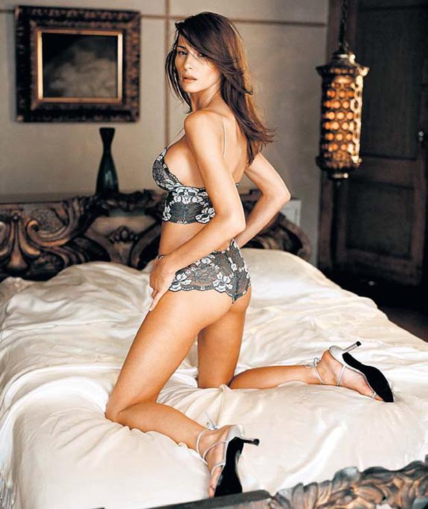 Нынешняя супруга ТРАМПА - модель Меланья КНАВС соблазнила его своей легкодоступностью