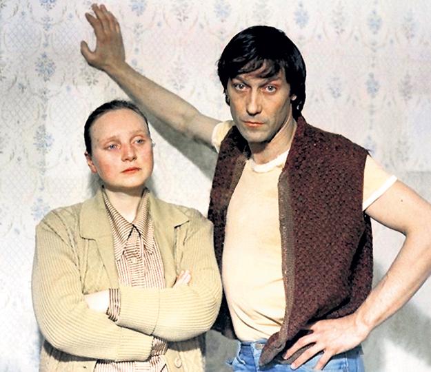 Олег ЯНКОВСКИЙ сыграл с Евгенией ГЛУШЕНКО в картине «Влюблён по собственному желанию»