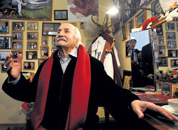 Феноменальный Владимир ЗЕЛЬДИН свои сотый и 101-й дни рождения отметил на сцене
