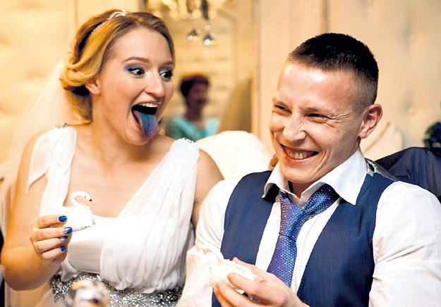 На свадьбе у СЕМЁНОВОЙ и АБЛЯЗИНА было шумно и весело. Фото: Instagram.com