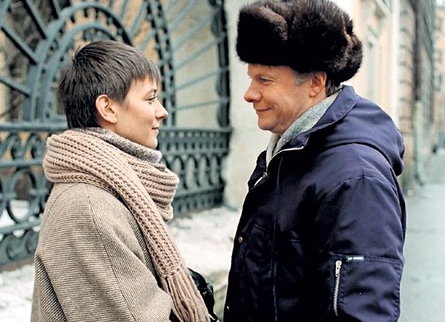 Экранный роман Елены САФОНОВОЙ и Виталия СОЛОМИНА принёс фильму «Зимняя вишня» мировую славу