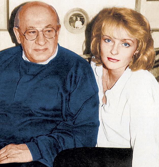 ЦЫВИНА боготворила Евгения ЕВСТИГНЕЕВА. Четверть века назад, 4 марта 1992 года, он скончался в одной из клиник Лондона накануне операции на сердце