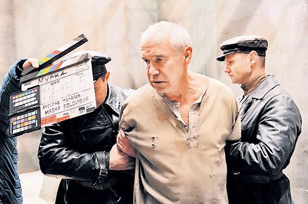 Сергей ГАРМАШ сыграл вора в законе по прозвищу Грек