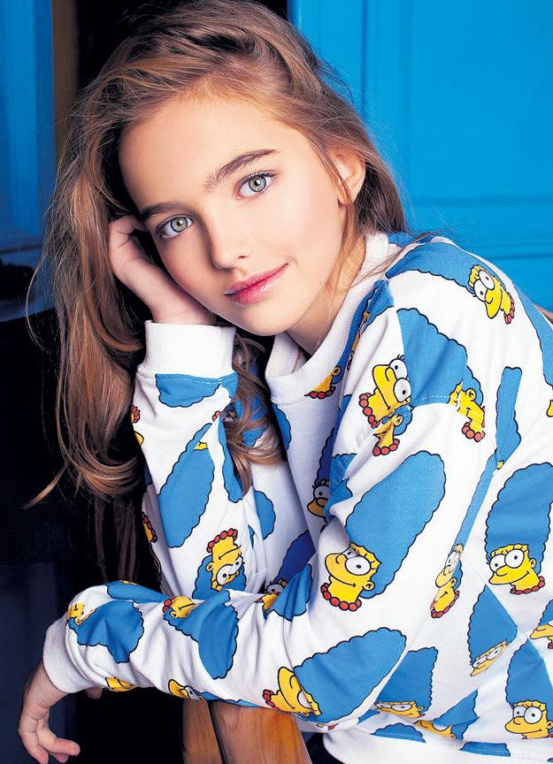 БЕЗРУКОВА - одна из самых востребованных девочек в модельном бизнесе России и Европы. Фото: vk.com/id282204321