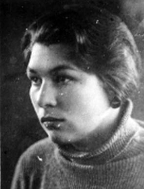 Анна Ивановна Щетинина. 1930 год. Фото: Википедия