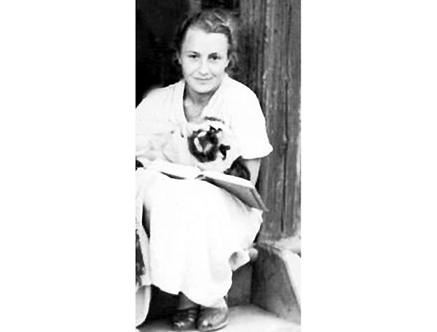 Всю молодость Алла Ильинична посвятила работе, а вот мужем и детьми так и не обзавелась. Фото из личного архива