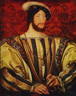 Франциск I. Источник: Википедия
