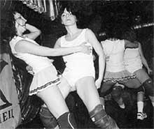 ТУДА - СЮДА: девочки имитировали половой акт