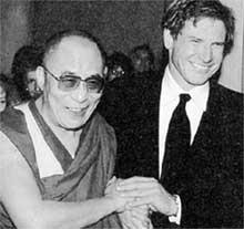 ХАРРИСОН ФОРД: выступает за независимость Тибета, из - за чего в Китае попал в &#034черный список&#034