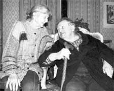 ЛЕТ ДО СТА РАСТИ НАМ БЕЗ СТАРОСТИ: Дмитрий Толстой с супругой Татьяной