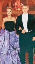КСЮША И КИРИЛЛ: на их свадьбу слетелись папарацци со всей Москвы