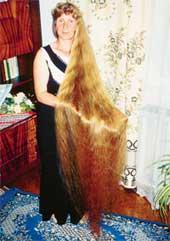 ГАЛЯ: длиннокосая чаровница