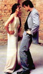 ЭТОТ БРАК, ПО СЛУХАМ, ТОЖЕ В ПРОШЛОМ: Домогаров с третьей женой Натальей Громушкиной