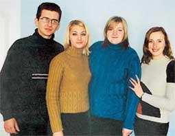 ОДНОКУРСНИКИ НАДИ: партнер по танцам Александр Григорук, Леся Козачек, Люда Зярская и Катя Кравчук вспоминают о звезде с теплотой