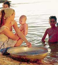 МАРИЯ ДУ КАРМУ (АКТРИСА КАРОЛИНА ДИКМАН) В ПЕРНАМБУКУ: в этом бразильском штате родился и Агиналдо Силва