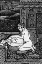 «КАМАСУТРА»: индусы укрепляли брачный союз аналом