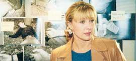 ЕЛЕНА ЯКОВЛЕВА В РОЛИ КАМЕНСКОЙ: неожиданно поменяла свекра