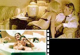 КАДРЫ ИЗ К/Ф «КРАСОТКА»: на кресле и в ванной, где резвились Ричард Гир и Джулия Робертс, Задонов тоже делал, что хотел