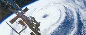 ВИД ИЗ КОСМОСА: если планета замерзнет, выглядеть она будет именно так