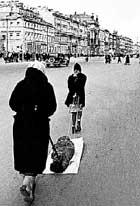 ОСАЖДЕННЫЙ ЛЕНИНГРАД: голодная смерть собрала в городе богатый урожай
