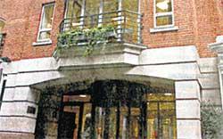 ДАУН-СТРИТ, 7: резиденция изгнанника