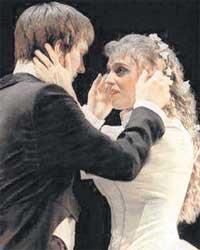 СЦЕНА ИЗ &#034ЭРАСТА ФАНДОРИНА&#034: взаимная любовь была у актеров только на сцене