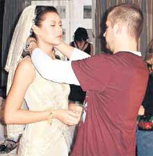 ТОРЖЕСТВЕННЫЙ ДЕНЬ: до бракосочетания остается совсем ничего
