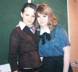 НА ПЕРЕМЕНКЕ: в обычной школе у Василисы появилась замечательная подружка