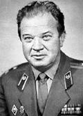 ВЛАДИМИР ГЛАДКИХ: настоящий полковник (1982 г.)