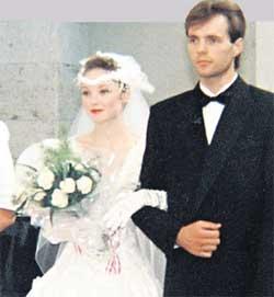 АНИКАНОВА И ПЛАТОВ: брак красивой пары оказался недолгим