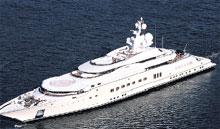 «PELORUS»: на этой яхте продолжится роман разведенных, но любящих супругов