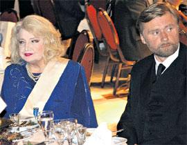 Доронина и Клементьев