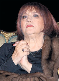 КОРОЛЕВА ЭКРАНА: и в 80 лет была по-женски неотразима