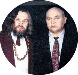 Кулебякин и Лужков работают в команде