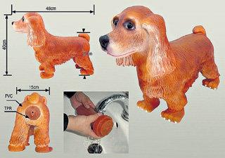 Для непонятливых хозяев к игрушке прилагается подробная инструкция