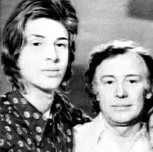 Филипп с отцом (1969 г.)