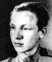 Красноармеец СМОКТУНОВСКИЙ (1943 г.)