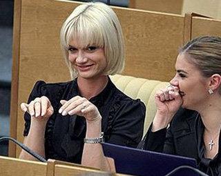 Светлана ХОРКИНА, Алина КАБАЕВА