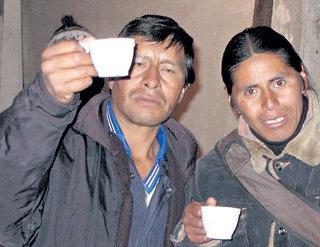Алкоголизм - насущная проблема селян